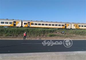 بالصور.. ماذا فعل كمساري قطار البحيرة لتجنب مصير قطاري الإسكندرية