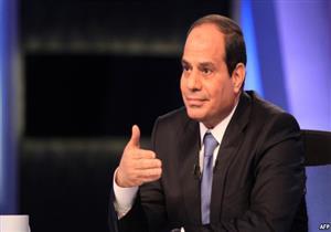 """السيسى يؤكد لوسائل الإعلام الصينية استعداد مصر للمساهمة فى دعم """"بريكس"""""""