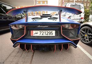 ديلي ميل: سيارات أثرياء العرب الفارهة تعود وتحتل شوارع لندن - صور