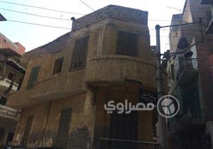 """""""غرب المنصورة"""" يتقدم بإخطار للشرطة لإزالة منزل يحيى الفخراني"""