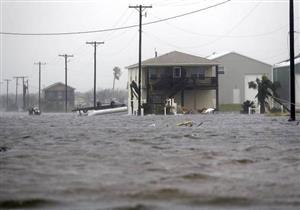 إعصار إيرما يتحرك مباشرة فوق ولاية فلوريدا