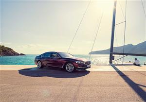 """بالصور.. BMW تحتفل بميلاد الفئة السابعة بنسخة مستوحاة من """"اليخوت"""""""
