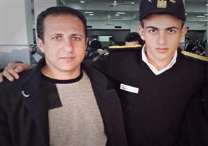 """النقيب أحمد فهمي رفض نقله من سيناء قبل استشهاده: """"سيبوها لله"""""""
