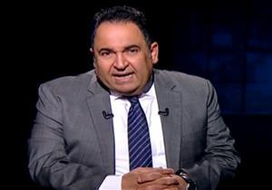 """محمد علي خير تعليقًا على حادث العريش: """"معركتنا مع الإرهاب مستمرة"""""""
