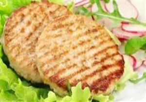 ساندوتش برجر الفراخ