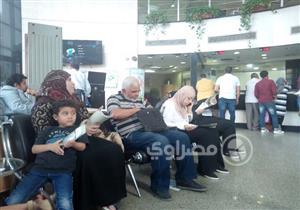 """بالصور.. إقبال محدود على حجز وحدات """"سكن مصر"""" في اليوم الرابع"""