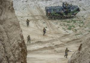 جرح 15 عنصرا من قوات المارينز الأمريكية خلال تدريبات في كاليفورنيا