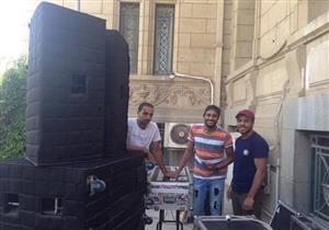 """""""دي جي"""" من ستة الصبح.. حكاية محمد وإسلام مع جامعة القاهرة"""