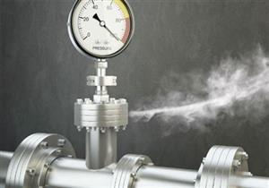 السيطرة على عطل محبس الغاز الطبيعي بمدينة بنها بالقليوبية