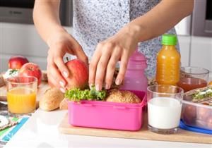 ابتعدي عن هذه الأمور في وجبة طفلك المدرسية