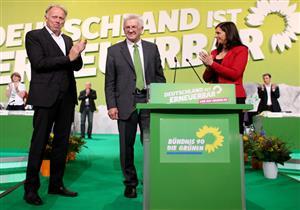 """خضر ألمانيا يقومون بـ """"مارثون"""" لإقناع المترددين بانتخابهم"""