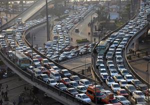 دراسة.. القاهرة ثاني أكثر مدينة تكدساً مرورياً في القارة الأفريقية