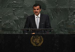 صحيفة إماراتية: أمير قطر استغل منبر الأمم المتحدة للترويج لأكاذيب
