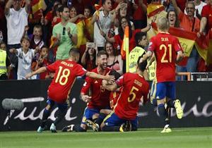 إيسكو يقود إسبانيا لضرب إيطاليا بثلاثية والاقتراب من التأهل لكأس العالم