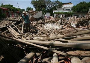 ارتفاع حصيلة ضحايا زلزال المكسيك إلى نحو 60 قتيلا وعشرات الجرحى