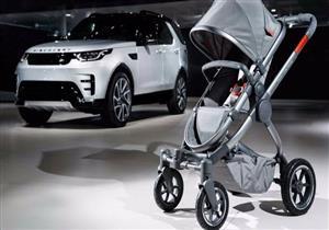 """لاندروفر تكشف عن """"عربة أطفال"""" للأراضي الوعرة بـ34.500 ألف جنيه"""