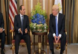 الرئاسة تكشف تفاصيل لقاء السيسي وترامب في نيويورك