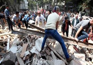 139 قتيلا في زلزال قوي يضرب وسط المكسيك