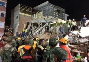 الحكومة المكسيكية: ارتفاع حصيلة زلزال مكسيكو إلى 224 قتيلا