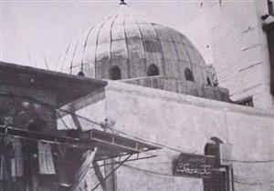 صور نادرة لأول بيت عاش فيه النبي في المدينة