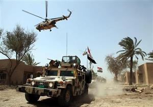 العمليات المشتركة العراقية تعلن تحرير قضاء (عنه) بالكامل