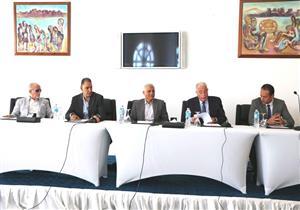 استعدادات لعقد مؤتمر الشباب الدولي بجنوب سيناء