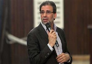 خالد يوسف: السينما سلاح قوى يجب إدخاله في الحرب على الإرهاب-فيديو
