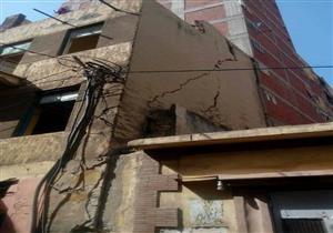لخطورته على التلاميذ.. إزالة عقار آيل للسقوط بجوار مدرسة في الإسكندرية (صور)
