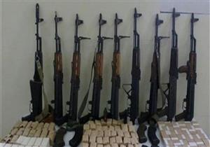 """""""الأمن العام"""": ضبط 11 سلاحاً نارياً و12 عنصراً خطرا وتنفيذ 1550 حكماً قضائيا في دمياط"""