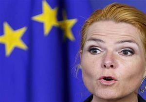 بالصور .. وزيرة دنماركية تنشر صورة مسيئة للنبي لتذكرها بأن بلدها بلد الحريات