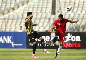 مباراة النصر والمقاولون العرب بالدوري