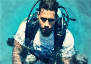 بالفيديو: صدام كيلاني.. غطاس مصري يصلي تحت الماء