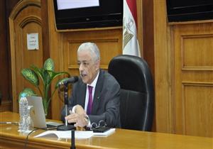 قبل 3 أيام من إطلاقه.. وزير التعليم يشرح المنظومة الجديدة أمام السيسي