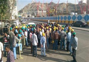 صرف رواتب العمالة المصرية بمجموعة بن لادن السعودية بعد استئنافها العمل