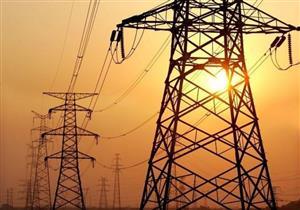 الكهرباء: انقطاع التيار عن الدائرة 2 المغذية لخط الشيخ زويد ورفح
