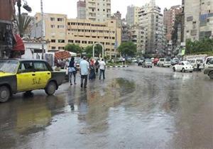 بالخرائط.. تعرّف على مواعيد هطول الأمطار على الإسكندرية