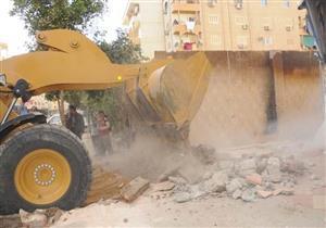 """""""القاهرة الجديدة"""": أكثر من 50 حملة إزالة يومية للمخالفات - فيديو"""