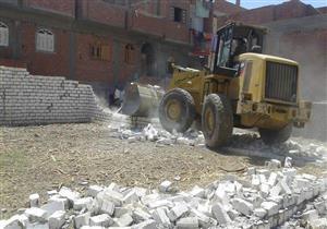 مجلس محافظة الجيزة يناقش تطورات إزالة التعديات على الأراضي الزراعية