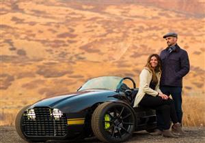 """بالفيديو والصور.. سيارة خارقة بـ""""ثلاث عجلات"""" تباع بـ600 ألف جنيه"""