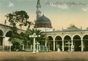 صور نادرة لمكة والمدينة لم ترها من قبل