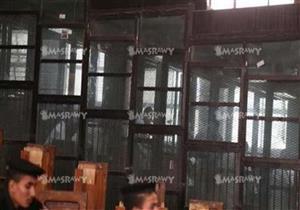 """محاكمة 215 متهمًا بقضية تنظيم """"كتائب حلوان"""" الأحد"""