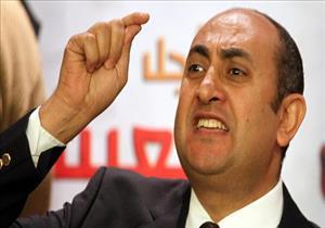 """خالد علي يتقدم بشكوى لـ""""الوطنية للانتخابات"""" بسبب عدم وجود نماذج تأييد بالخارج"""