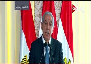 وزير الصناعة: تخصيص 4 مليارات متر أراضٍ للقطاع الخاص بمدينة السادات