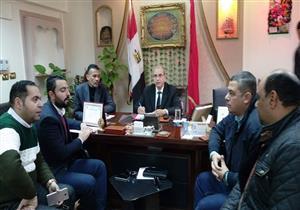 بروتوكول تعاون بين والتعليم والأكاديمية البحرية في بورسعيد