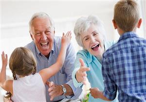 ما هي نتيجة علاقة الأطفال الجيدة بأجدادهم؟