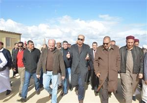 """مصراوي ينشر المخطط التفصيلي لميناء """"جرجوب البحري"""" في مطروح"""
