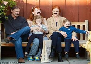 عائلة أرادت التقاط صور تذكارية فكانت النتيجة مرعبة