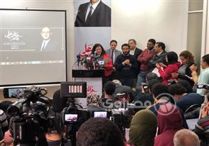 """حملة """"خالد علي"""": أغلب توكيلات مرشحنا من الشباب"""
