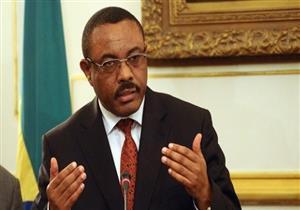 الرئاسة : أزمة سد النهضة ضمن مباحثات رئيس الوزراء الأثيوبي