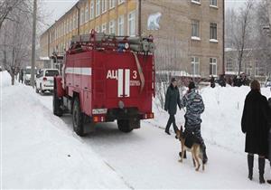 إصابة 4 أشخاص جراء هجوم على مدرسة جنوب شرقي روسيا